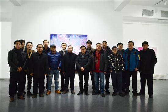 迷境―李超个人作品展亮相于北京凤凰
