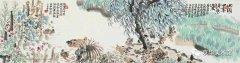 表现生命的蓬勃与生机――读荆桂秋花鸟画作品有感